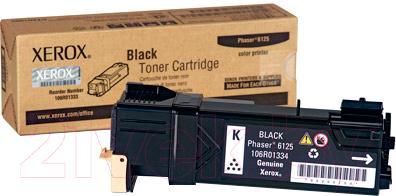 Тонер-картридж Xerox 106R01338