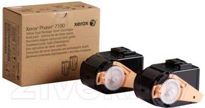 Тонер-картридж Xerox 106R02612