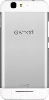 Смартфон Gigabyte GSmart Guru G1 (White-Gray) - вид сзади