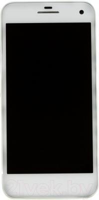 Смартфон Gigabyte GSmart Guru G1 (White-Gray) - общий вид