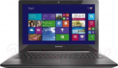 Ноутбук Lenovo G50-70 (59420862) - фронтальный вид