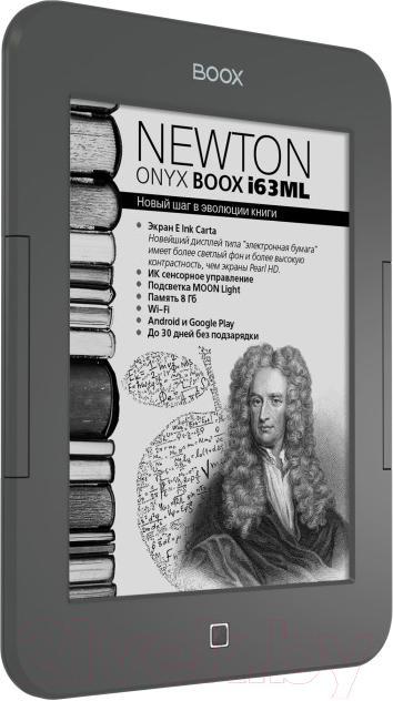 BOOX i63ML NEWTON (Metallic Gray) 21vek.by 2214000.000