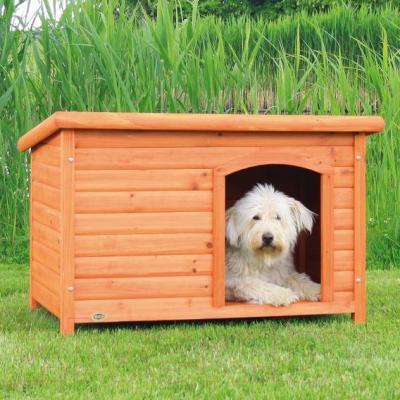 Будка для собаки Trixie 39552 (L, Wood) - общий вид