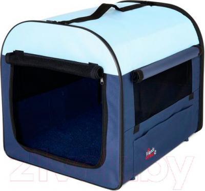 Конура мобильная Trixie 39701 (XS, Dark Blue-Light Blue) - общий вид