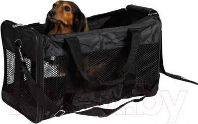 Сумка для животных Trixie Ryan 28841 (черный) - общий вид
