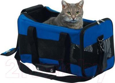 Сумка для животных Trixie Jamie 28751 (Blue) - общий вид