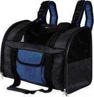 Рюкзак-переноска Trixie Connor 2882 (Black-Blue) -