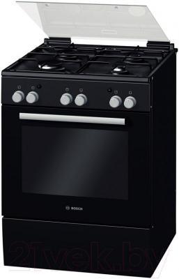 Кухонная плита Bosch HGG323163R - общий вид