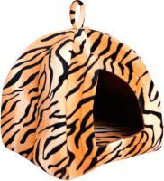 Домик для животных Trixie Nelo 36345 (тигровый) -