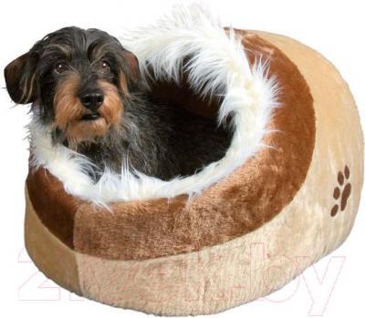 Домик для животных Trixie Minou 36282 (бежево-коричневый) - общий вид