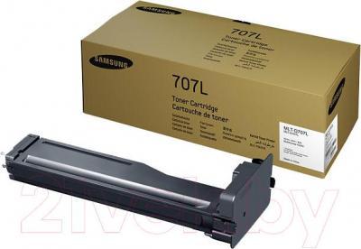 Тонер-картридж Samsung MLT-D707L - общий вид