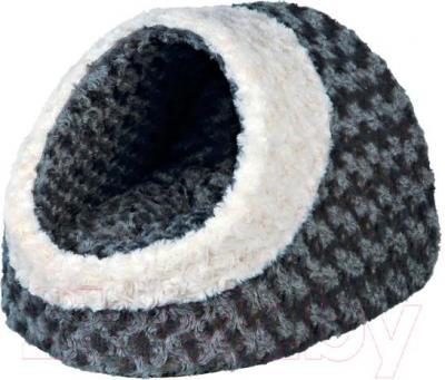Домик для животных Trixie Kaline 36341 (серо-кремовый) - общий вид