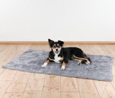 Подстилка для животных Trixie Thermo Blanket 28662 (серый) - общий вид