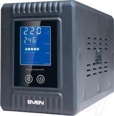 ИБП Sven Reserve Home-500 - общий вид