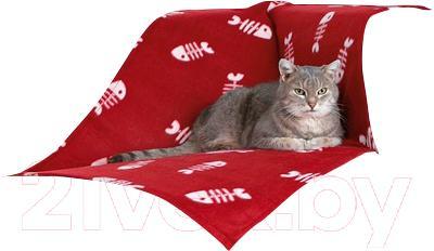 Подстилка для животных Trixie Beany 37193 (бордовый) - общий вид