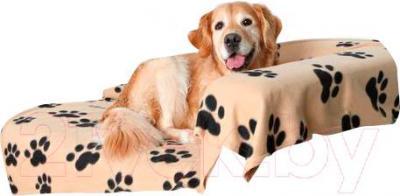 Подстилка для животных Trixie Barney 37181 (бежевый) - общий вид