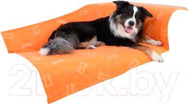 Подстилка для животных Trixie Barney 37184 (оранжевый) - общий вид