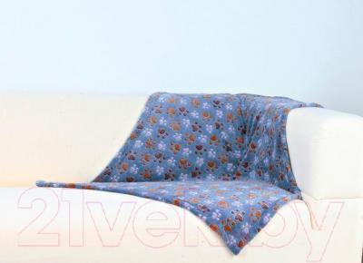 Подстилка для животных Trixie Laslo 37208 (голубой) - общий вид