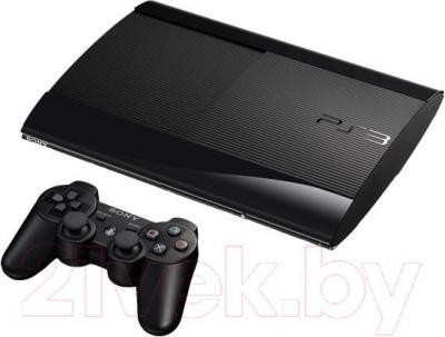 Игровая приставка Sony PlayStation 3 500GB (PS719853817) - с геймпадом