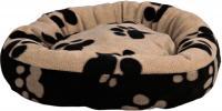 Лежанка для животных Trixie Sammy 37681 (черно-бежевый) -