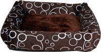 Лежанка для животных Trixie Marino 38291 (коричневый) -