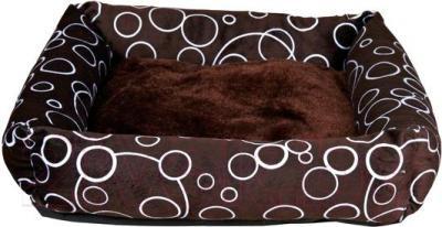 Лежанка для животных Trixie Marino 38291 (коричневый) - общий вид
