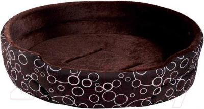 Лежанка для животных Trixie Marino 38281 (коричневый) - общий вид