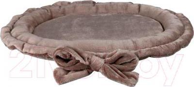 Лежанка для животных Trixie 28635 (серо-коричневый) - общий вид