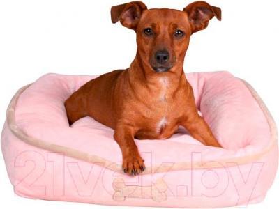 Лежанка для животных Trixie Barby 37707 (розовый) - общий вид