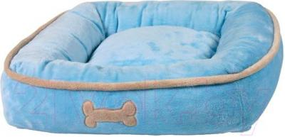 Лежанка для животных Trixie Barby 37708 (голубой) - общий вид