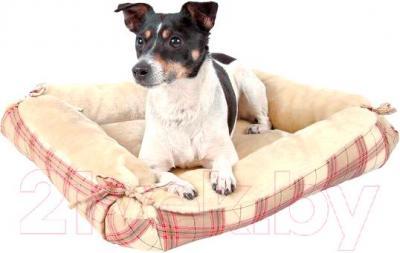 Лежанка для животных Trixie Relax 2855 (бежевый) - общий вид