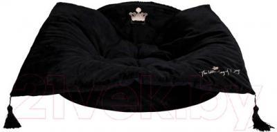 Лежанка для животных Trixie King of Dogs 37972 (черный) - общий вид