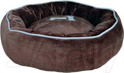 Лежанка для животных Trixie Devito 37374 (коричневый) - общий вид