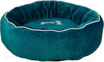 Лежанка для животных Trixie Devito 37376 (темно-бирюзовый) - общий вид