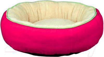 Лежанка для животных Trixie Maira 37402 (розово-бежевый) - общий вид