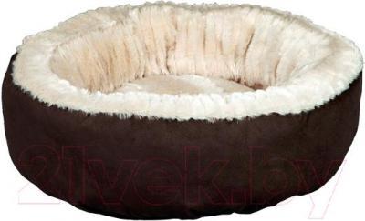 Лежанка для животных Trixie Timur 38422 (коричнево-бежевый) - общий вид