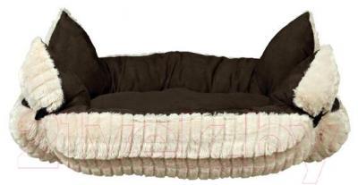 Лежанка для животных Trixie Timur 38420 (коричнево-бежевый) - общий вид
