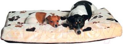 Лежанка для животных Trixie Gino 37591 (бежево-коричневый) - общий вид