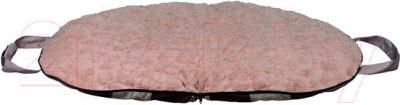 Лежанка для животных Trixie Tour 38902 (красно-серый/бежевый) - общий вид