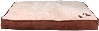 Лежанка для животных Trixie Gizmo 38042 (коричнево-бежевый) - общий вид