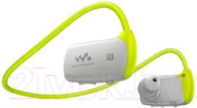 Наушники-плеер Sony NWZ-WS613G - общий вид