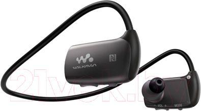Наушники-плеер Sony NWZ-WS615B - общий вид