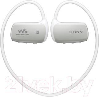 Наушники-плеер Sony NWZ-WS615W - общий вид