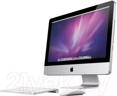 Моноблок Apple iMac 27'' (MF886RS/A) - вид сбоку
