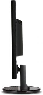 Монитор Acer K242HLABID - вид сбоку