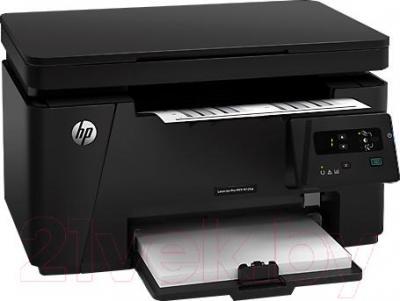 МФУ HP LaserJet Pro M125a MFP (CZ172A) - общий вид
