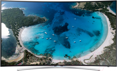 Телевизор Samsung UE65H8000ATXRU - общий вид