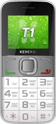 Мобильный телефон Keneksi T1 (белый) - общий вид