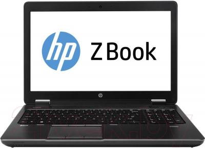 Ноутбук HP ZBook 15 Mobile Workstation (F0U63EA) - общий вид