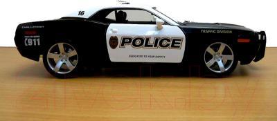 Масштабная модель автомобиля Maisto Додж Челенджер полиция (31365) - вид сбоку